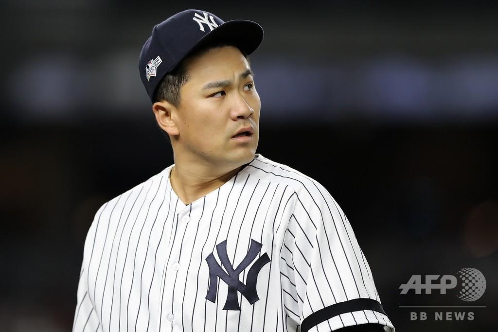 田中が5回1失点の好投、ヤンキースは地区S突破へあと1勝