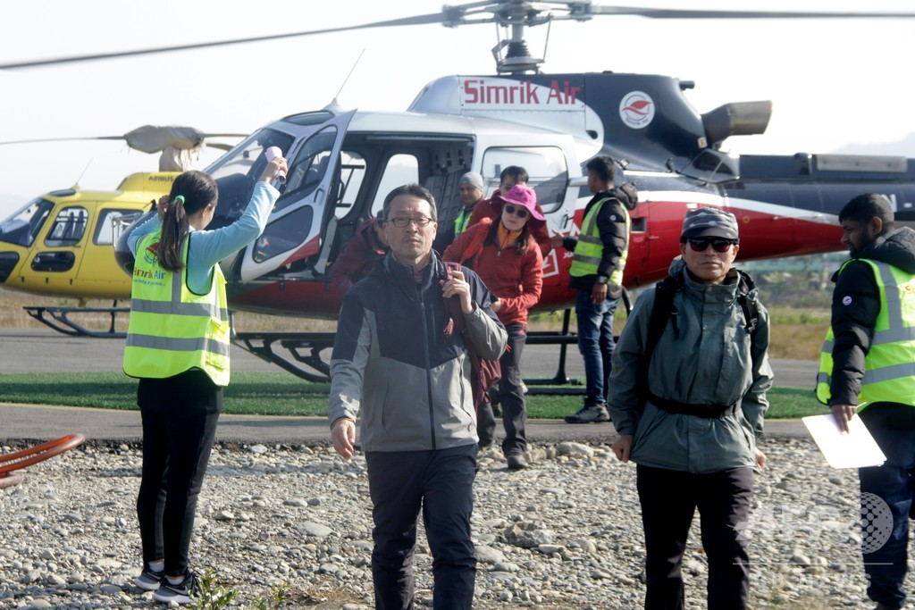 アンナプルナで雪崩、200人救助も韓国人ら7人不明 ネパール