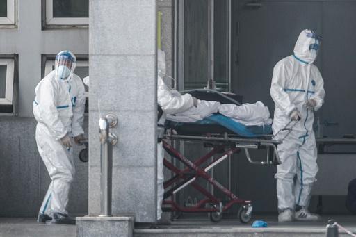 中国の新型ウイルスで3人目の死者、  韓国でも感染確認