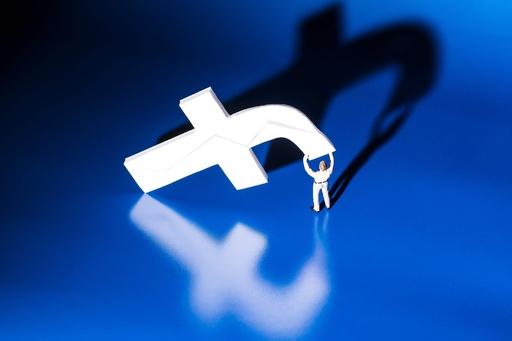 フェイスブック、全世界でアクセス障害 原因に言及せず