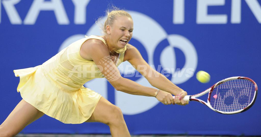 ボズニアツキ3回戦敗退、パンパシフィックオープン