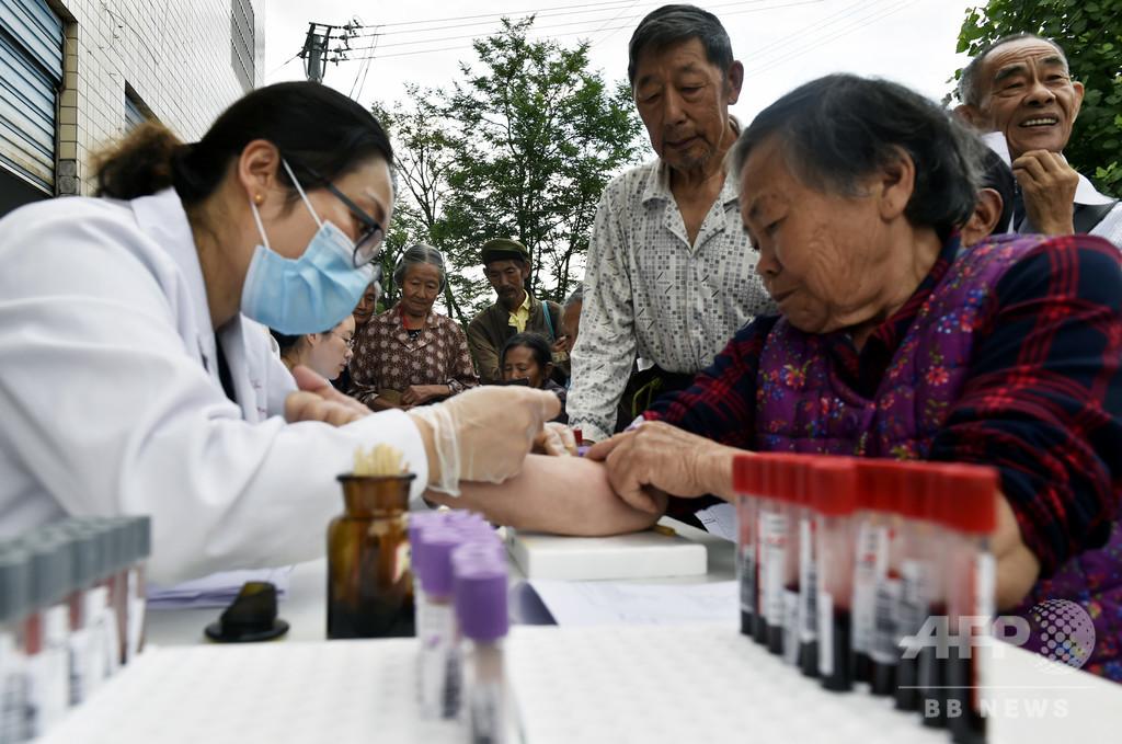 中国の平均寿命77.3歳に上昇、背景に医療衛生資源の増加