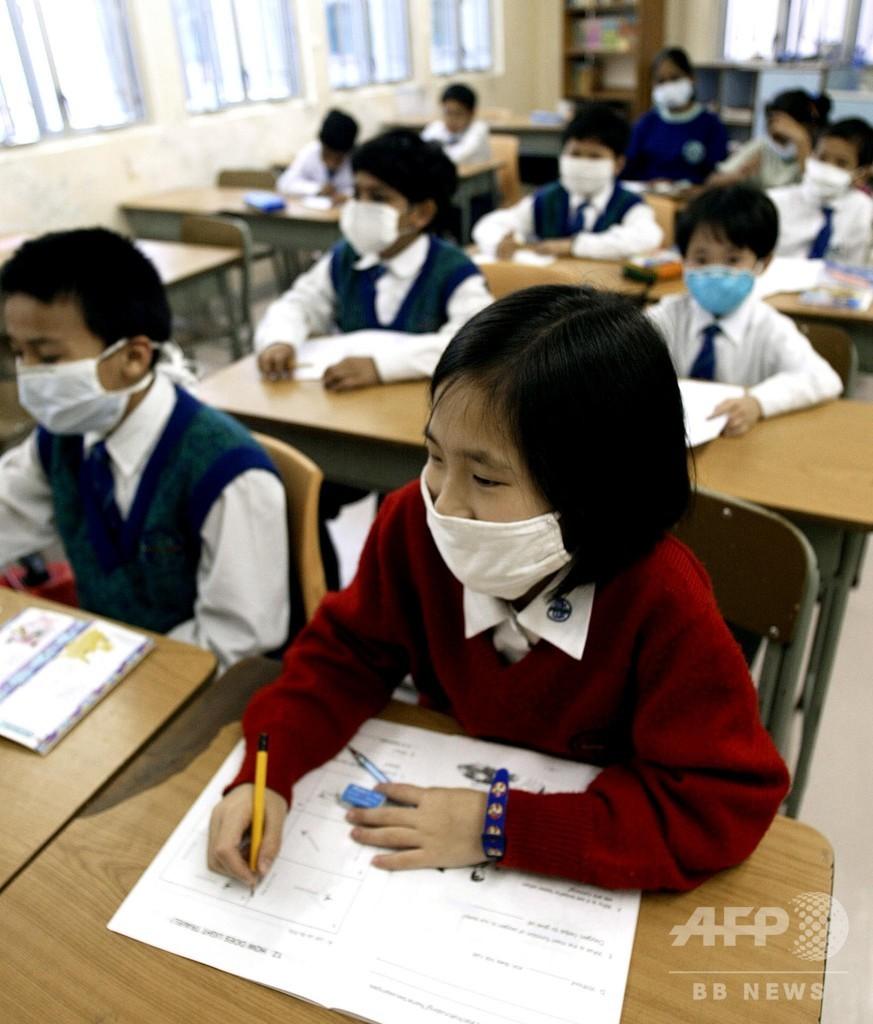 20世紀に流行の感染症、命落とす危険性はるかに高く 今世紀との比較