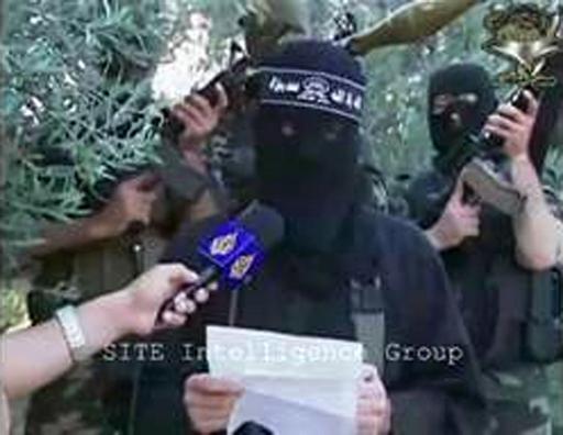 BBC記者拉致事件、実行犯のビデオ声明