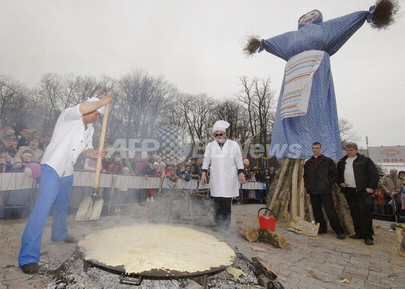 パン ケーキ 祭り