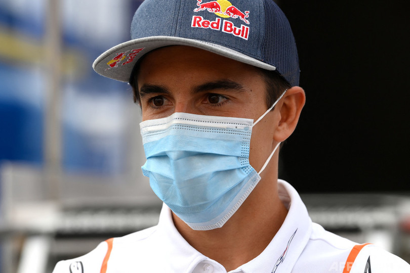 マルク・マルケス、MotoGP開幕戦を欠場 リハビリ継続へ 写真1枚 国際 ...