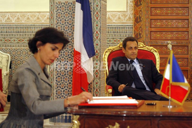 仏モロッコ間、20億ユーロ超の契約合意