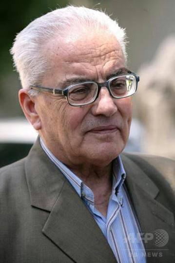 IS、82歳のパルミラ遺跡管理元責任者を斬首
