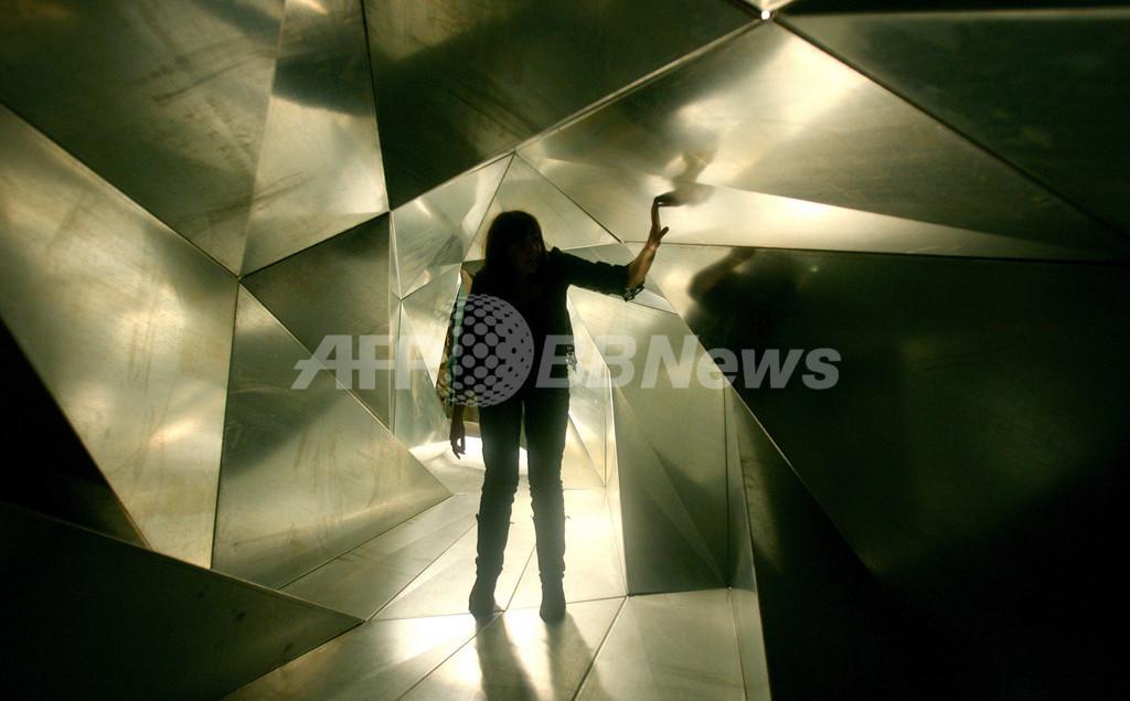 英ヘイワード・ギャラリー、開館40周年記念展
