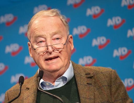 EUが変わらなければ「Dexit」も 独極右政党、マニフェストでタブー破る