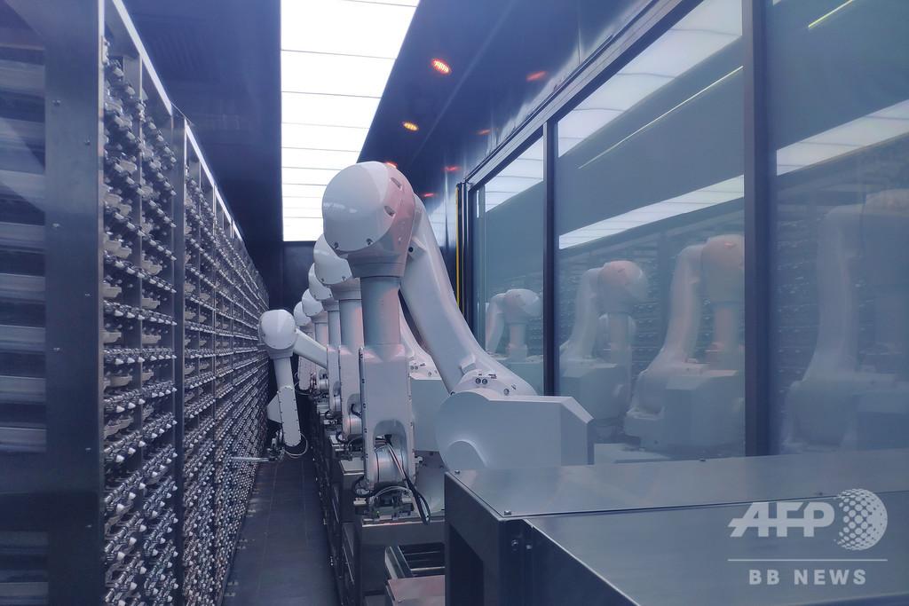 まるでSF? 飲食業の未来を変える「ブラックテクノロジー」