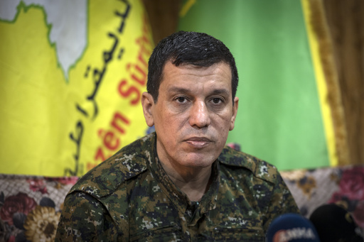 シリアのクルド人勢力司令官、IS最高幹部の死は「合同の情報活動」の成果