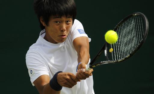 「努力すればなんでもできる」、韓国の聴覚障害選手が歴史的なATP初勝利
