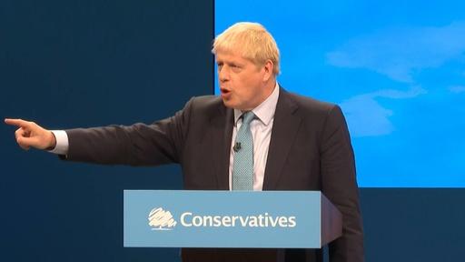 動画:英首相、「最終」離脱案を公表 EU側は冷ややか