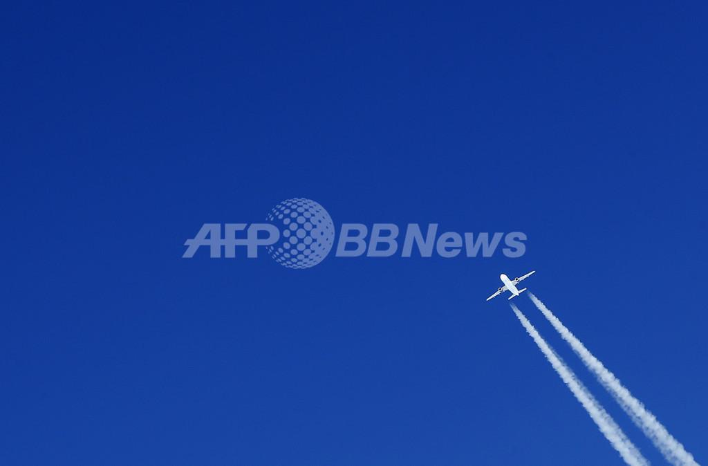 バブルの象徴「ゴースト空港」が競売へ、スペイン