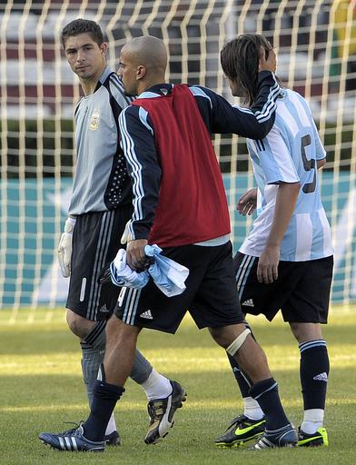 アルゼンチン ボリビアに大敗、W杯予選