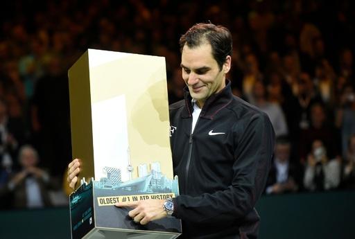 フェデラーが歴代トップに立つ「世界ランク1位」の記録