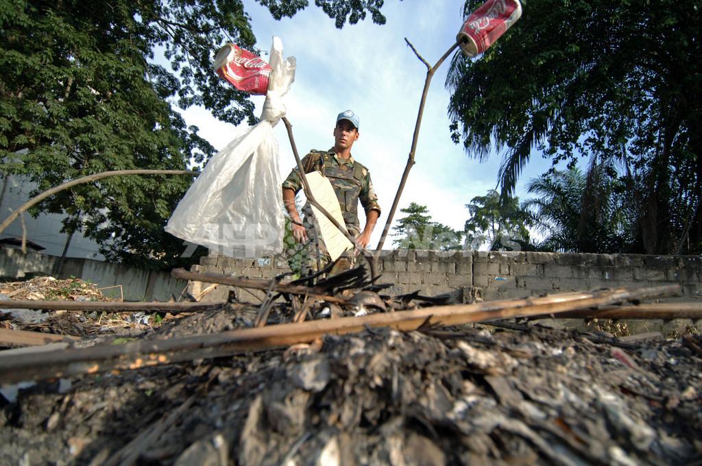 政府軍と反政府勢力の衝突、死者155人、重傷者150人と修正発表 - コンゴ(旧ザイール)