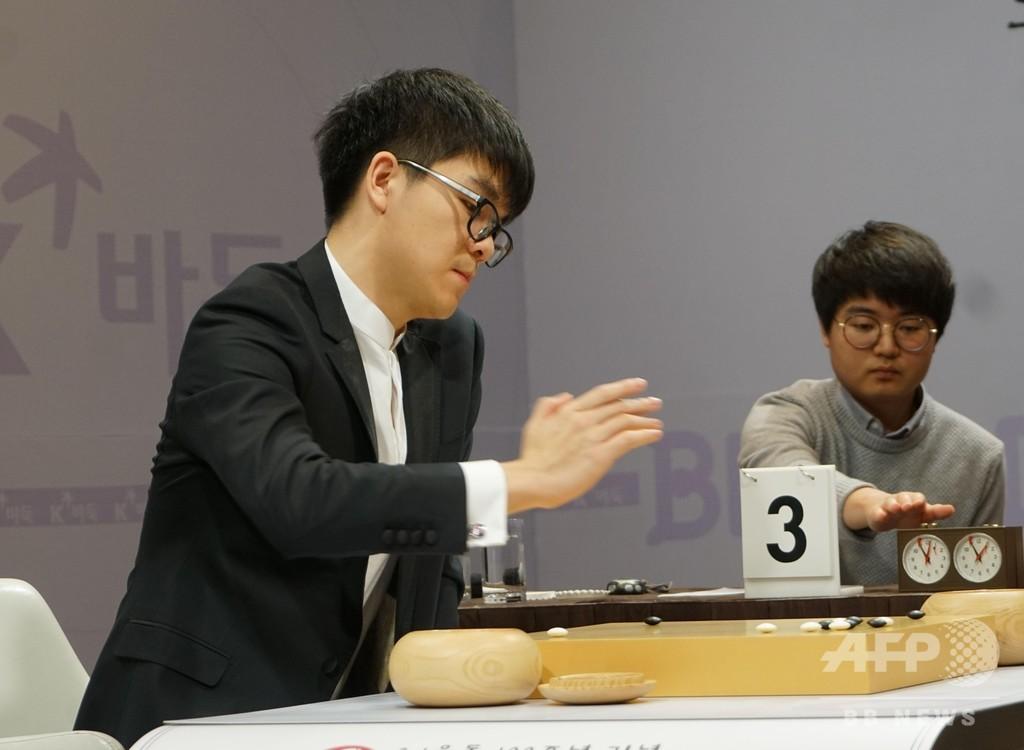 世界「七冠」の柯潔九段、初の棋聖獲得 中国囲碁三大タイトル