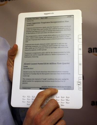 アマゾンの電子書籍端末「キンドル」、中国のネット規制すり抜ける