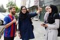 「メッシ似」で人生に転機、イラン人学生