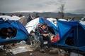 バルカン諸国が国境を閉鎖、移民の移動ルートを遮断