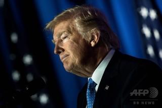 トランプ米大統領、北朝鮮への対応「効果あるのは一つだけ」