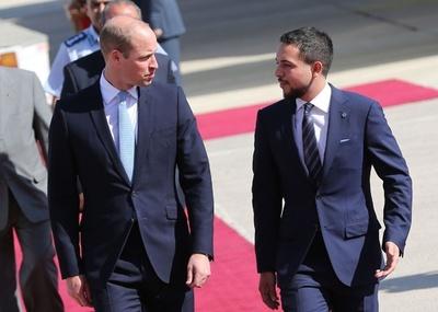 ウィリアム王子が中東歴訪開始 英王室初のイスラエル・パレスチナ訪問へ