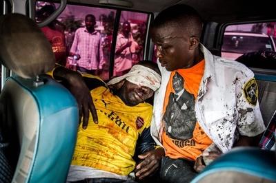 ケニア、デモ隊衝突で3人死亡 野党指導者の帰国で集会