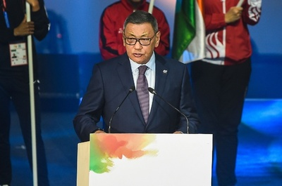 AIBA会長、ボクシングの五輪競技存続を公約 「IOCとの協調を期待」