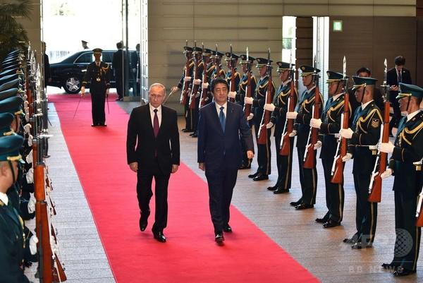 プーチン訪日、大きかった負の遺産