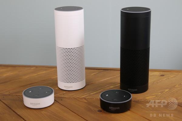 米アマゾン、休暇シーズンのトップセラーは人工知能スピーカー