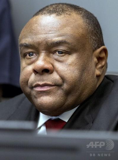 ICC、コンゴ元副大統領に逆転無罪判決 「残虐行為の責任問えず」