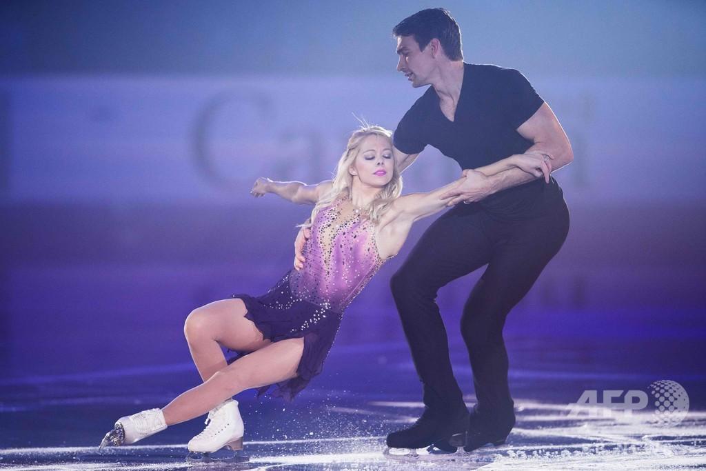 羽生や紀平らがエキシビションで華麗な舞、スケート・カナダ