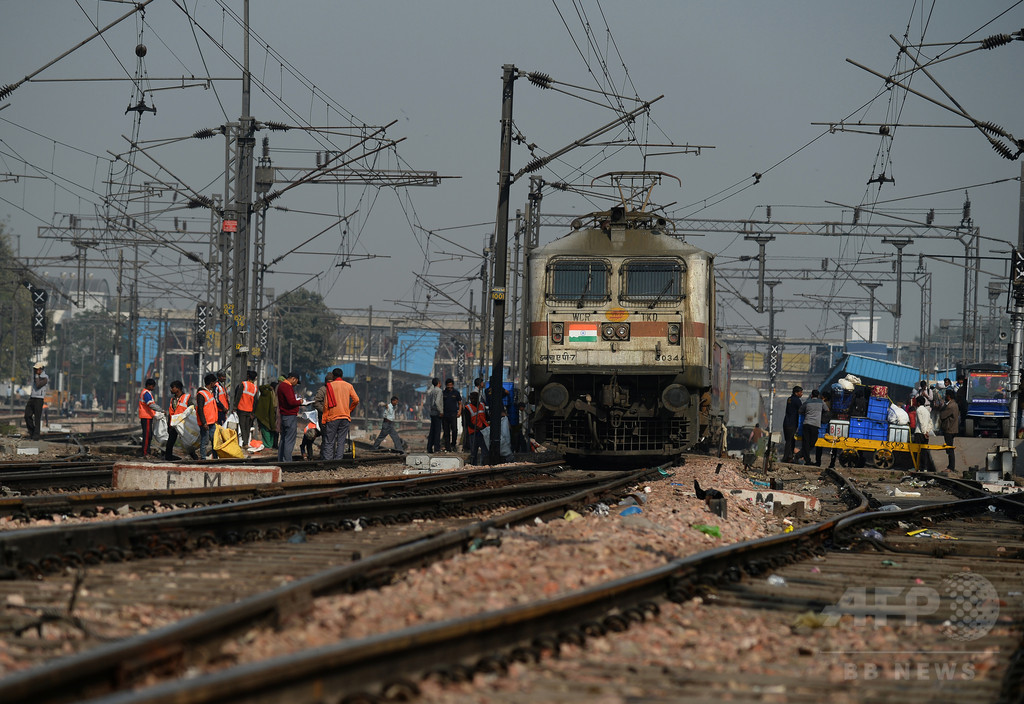 印であわや大事故…1000人乗せた列車22両が12キロ逆走
