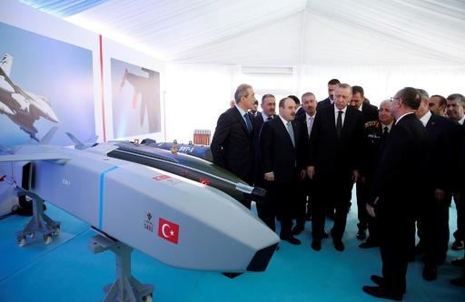 米、トルコへのF35引き渡しを凍結 ロシアからのS400ミサイル調達に懸念