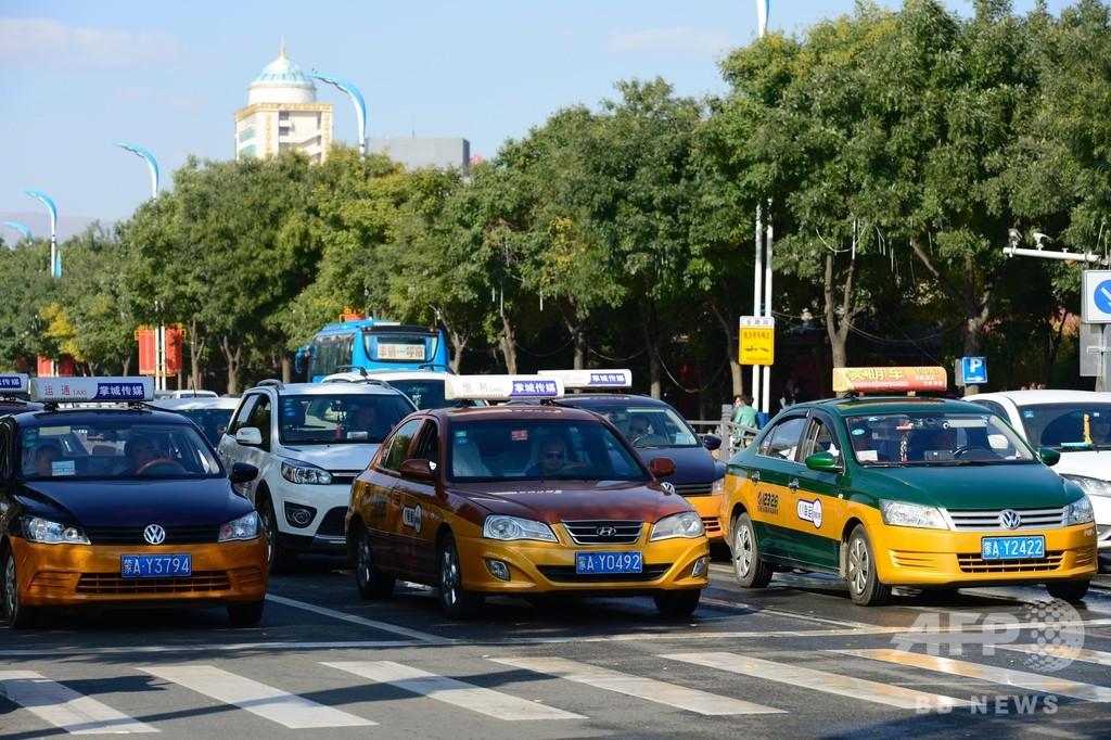 北京などタクシーに燃油サーチャージ 国際原油価格高が影響