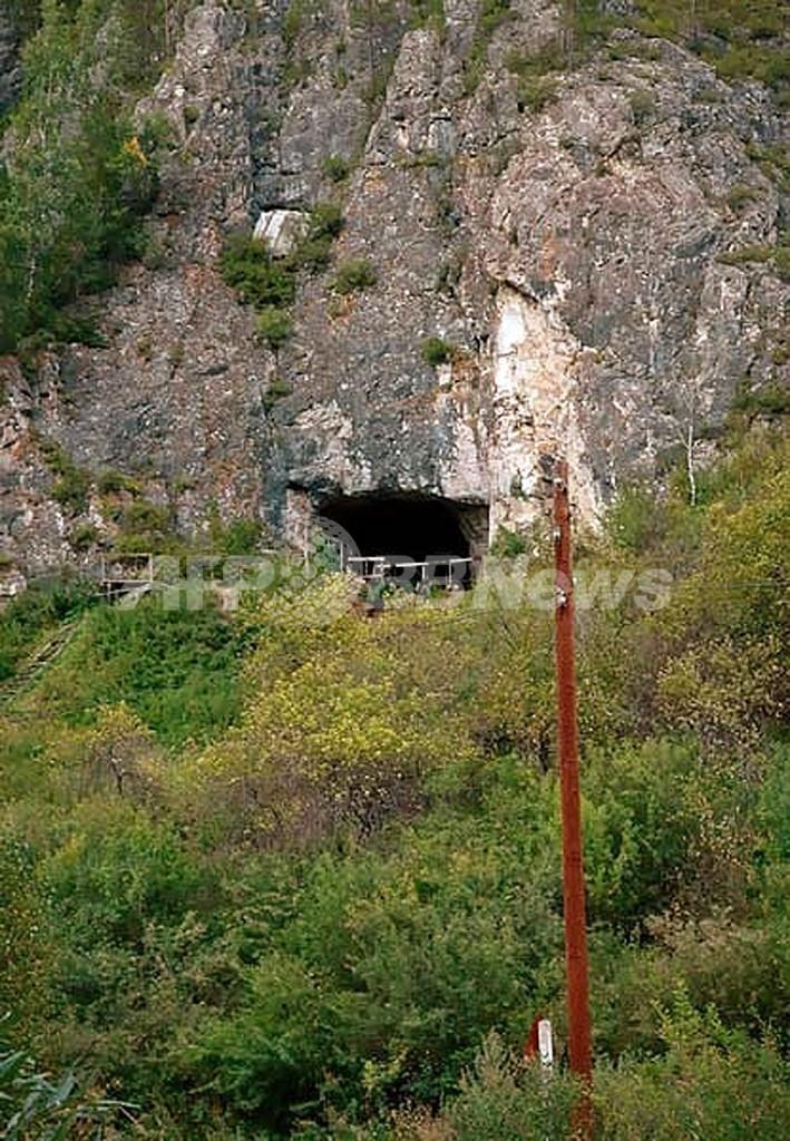 人類に未発見の新系統か、4万年前のシベリアに