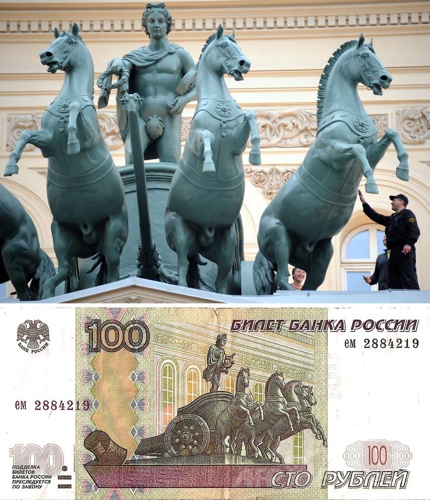 ロシア ルーブル