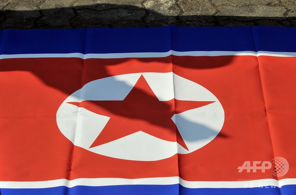 北朝鮮大使館に男ら侵入、職員を拘束 スペイン当局が捜査