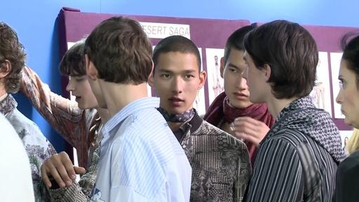 動画:ミラノメンズファッションウィーク ハイライト