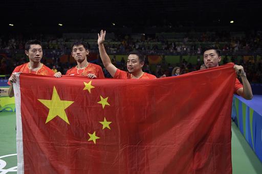 成績不振でコーチを減給・降格も 中国卓球界、東京五輪へ臨戦態勢
