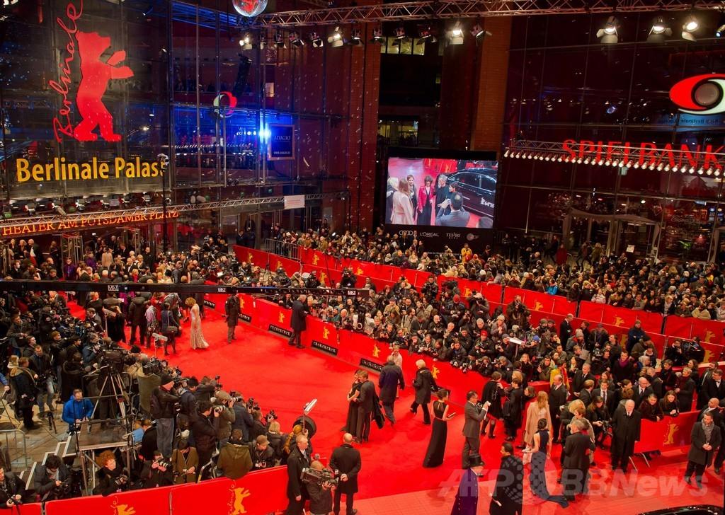 ベルリン国際映画祭が開幕 写真16枚 国際ニュース:AFPBB News