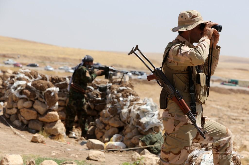 イラク北部の少数派に「大量虐殺」の危険性、国連が警告
