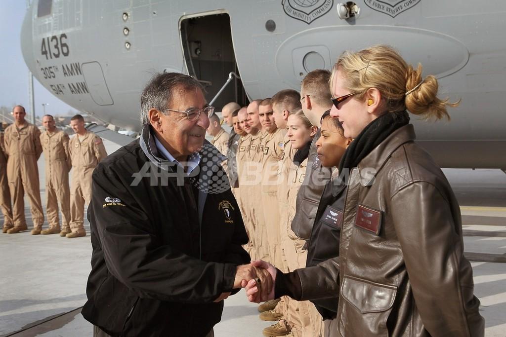 米軍、女性にも戦闘任務を認める方針