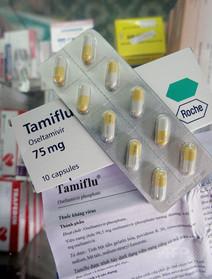 インフルエンザ治療薬、胎児への有害性ない 研究