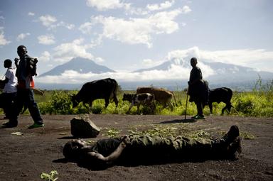 国際ニュース:AFPBB News欧州諸国「ルワンダ大虐殺の再来」回避を要請、コンゴ民主共和国情勢