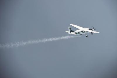 カナダ人ラッパー、小型機の翼から落下死 MV撮影中
