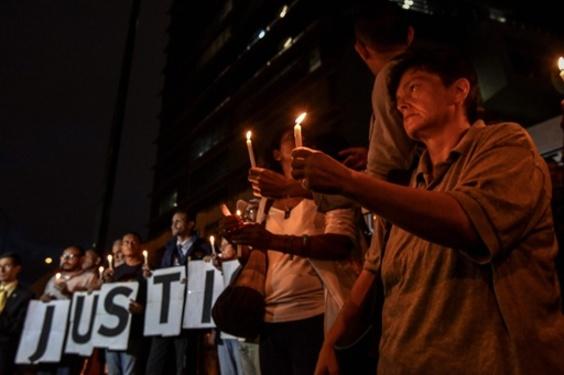 ベネズエラ、大統領「暗殺未遂」で逮捕された野党議員が自殺か