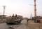 米主導の有志連合、シリア東部の政権軍拠点を空爆 12人死亡